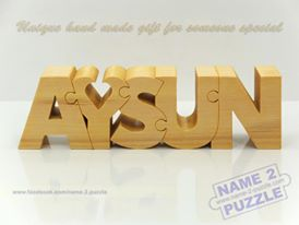 Name-puzzles